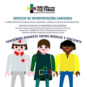 Salud Entre Culturas ve la salud como una herramienta para la integración social